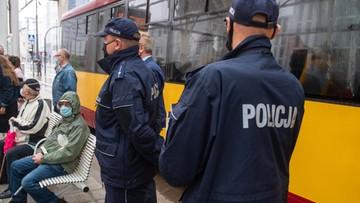 Obowiązek noszenia maseczek. Policja ukarała ponad 14 tys. osób