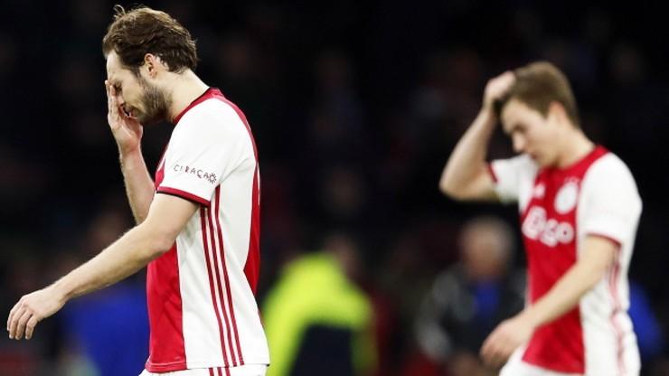 Koniec sezonu piłkarskiego w Holandii!