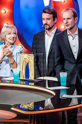 """2020-04-04 """"Joke Show"""" - odcinek 3: Kto zgarnął złote kalesony?"""