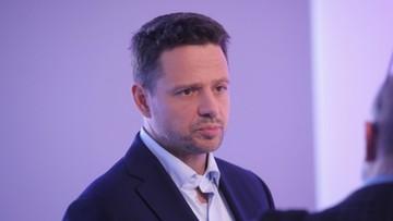 Trzaskowski o Szumowskim: jest przykładem choroby toczącej państwo PiS