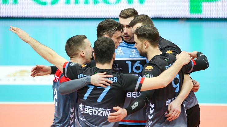PlusLiga: MKS Będzin - GKS Katowice. Transmisja w Polsacie Sport