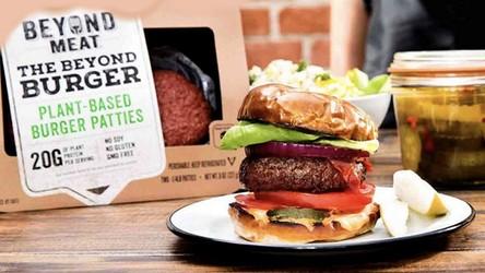 Czy to koniec wołowiny? Beyond Burger będzie jeszcze zdrowszy i smaczniejszy