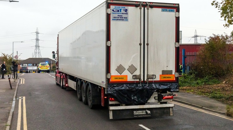 Zarzuty zabójstwa dla kierowcy ciężarówki, w której odnaleziono zwłoki