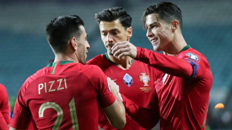 El. Euro 2020: Wyniki i skróty czwartkowych meczów - 14.11