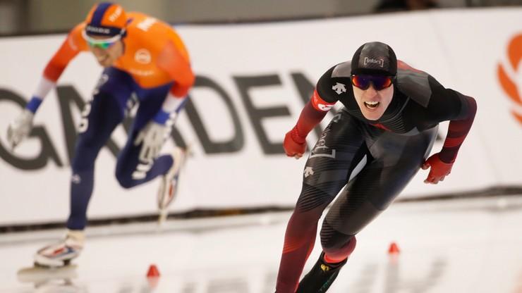 MŚ w łyżwiarstwie szybkim: Wygrana Kanadyjczyków w sprincie drużynowym