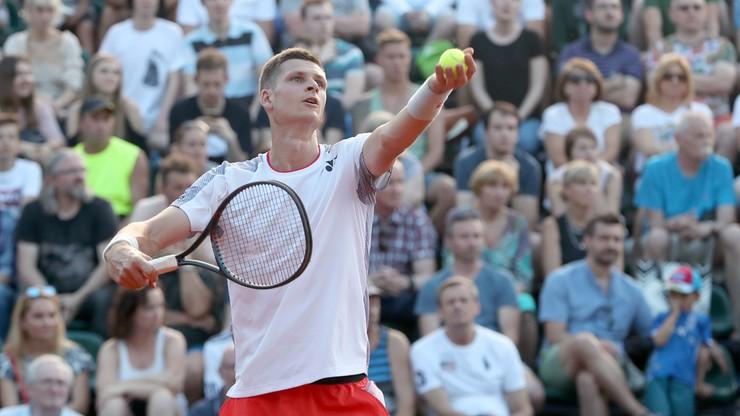 ATP w Rzymie: Hurkacz w głównej drabince. Transmisja w Polsacie Sport i Polsacie Sport Extra