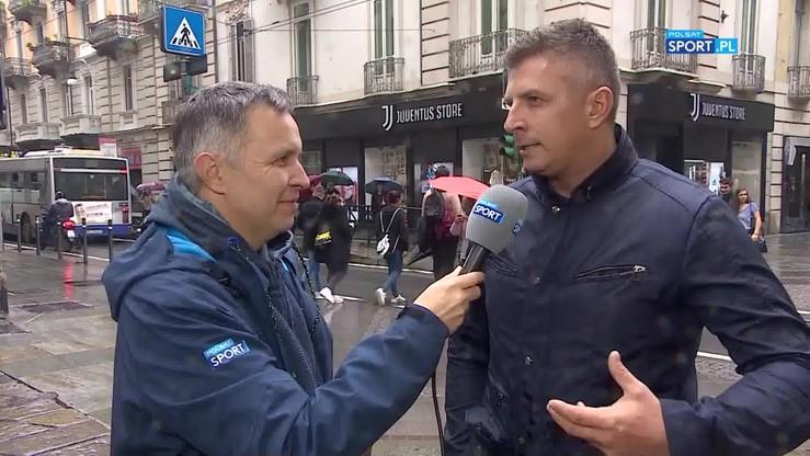 Borek z Turynu: Mam nadzieję, że Krychowiak przebije się przez drugą linię Juventusu