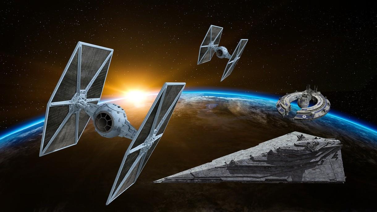 Gwiezdne wojny stały się rzeczywistością. Boeing stworzył prawdziwego X-Winga