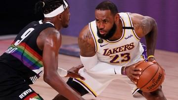 NBA: Los Angeles Lakers o krok od wielkiego finału