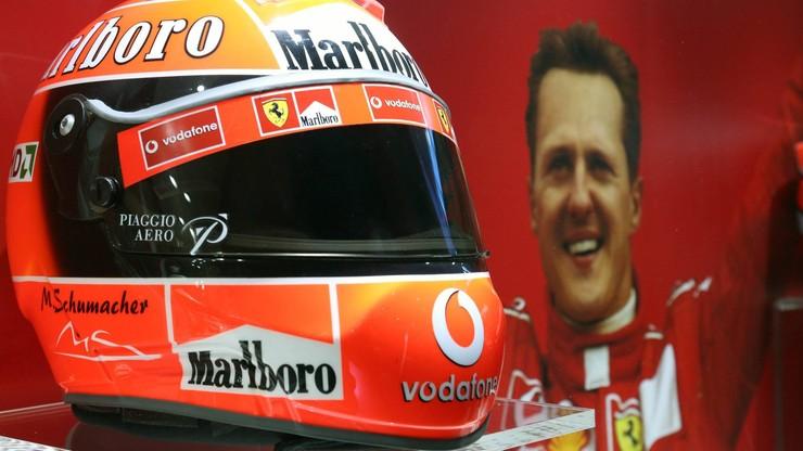Formuła 1: Schumachera czeka kolejny przeszczep komórek