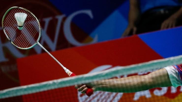 DME w badmintonie: Polacy kończą turniej bez zwycięstwa