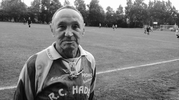 Zmarł Ryszard Kacysz. Najstarszy piłkarz na świecie?
