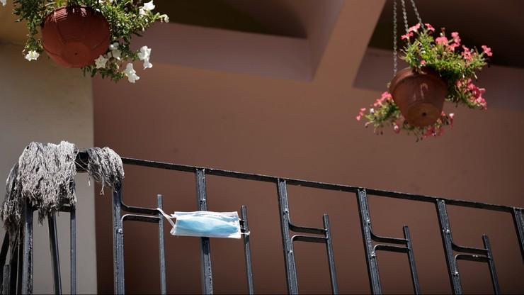 Małżeństwo z RPA pobiegnie maraton… na balkonie