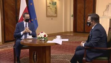 """Cała Polska """"czerwoną strefą""""? Premier informuje, kiedy może to nastąpić"""