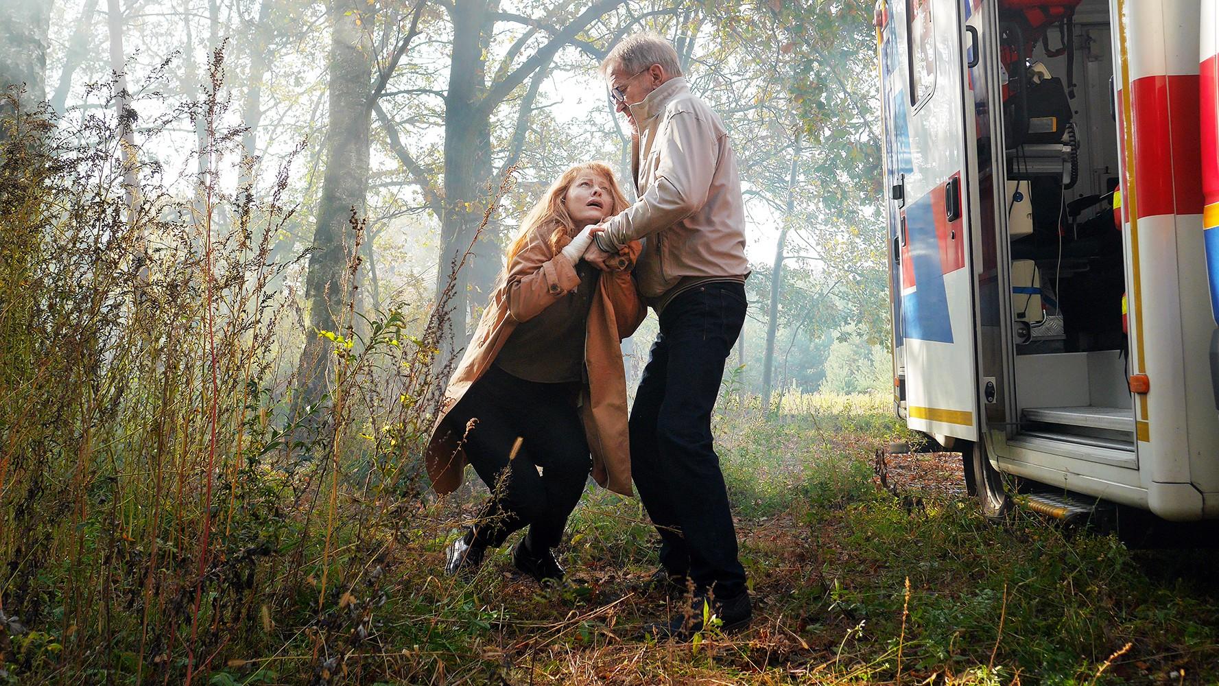 """""""Pierwsza miłość"""": Mąż psychopata porywa Teresę"""