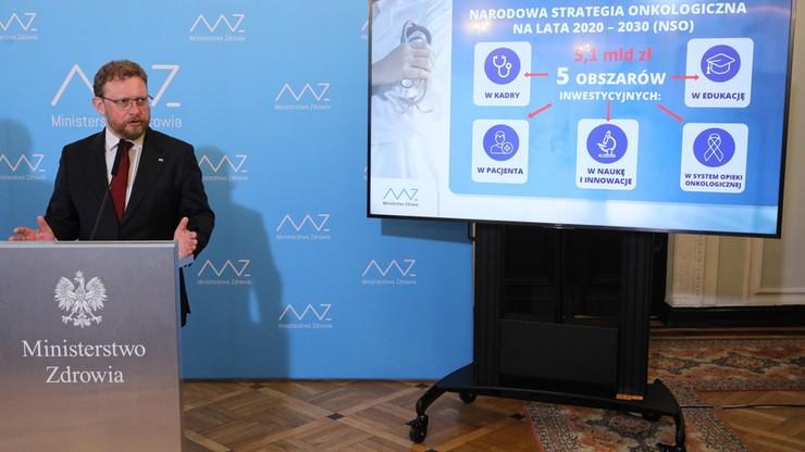 Szumowski: będę rozmawiał z prezesem TVP o działaniach prozdrowotnych w mediach