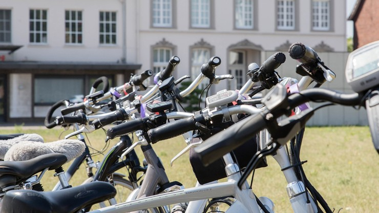 Ukradli 60 rowerów elektrycznych. Są warte milion złotych