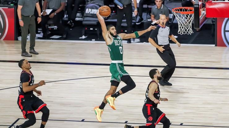 NBA: Toronto Raptors wyrównali stan rywalizacji