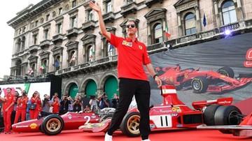 Refleksyjnie o sporcie: Ferrari i Sebastian Vettel