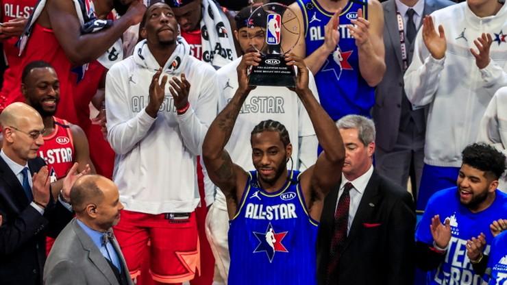 NBA: Ponad 300 punktów w Meczu Gwiazd upamiętniającym Bryanta
