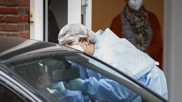 WHO: rekordowa liczba nowych zakażeń koronawirusem na świecie