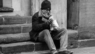 W Brukseli drastycznie rośnie liczba bezdomnych