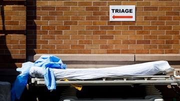 USA: ponad 1100 zgonów zakażonych koronawirusem w ciągu doby