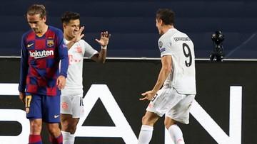 Liga Mistrzów: FC Barcelona - Bayern Monachium 2:8. Skrót meczu (WIDEO)