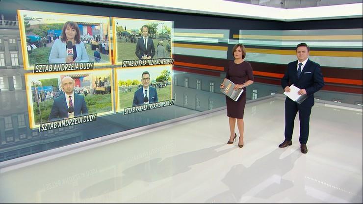 """Wieczór Wyborczy """"Polska Wybiera – Wybory Prezydenckie 2020""""  [OGLĄDAJ] - Polsat News"""