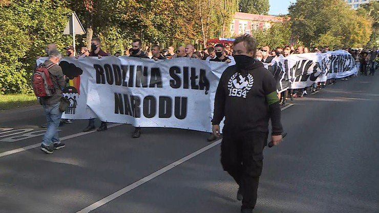 Białystok: przeszedł Podlaski Marsz Normalności. Poświęcono go kardynałowi Wyszyńskiemu