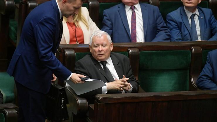 Nieoficjalnie: Kaczyński podjął decyzję o dymisji Ziobry