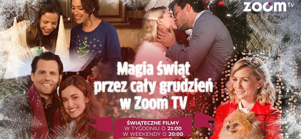 Magia świąt przez cały grudzień w Zoom TV