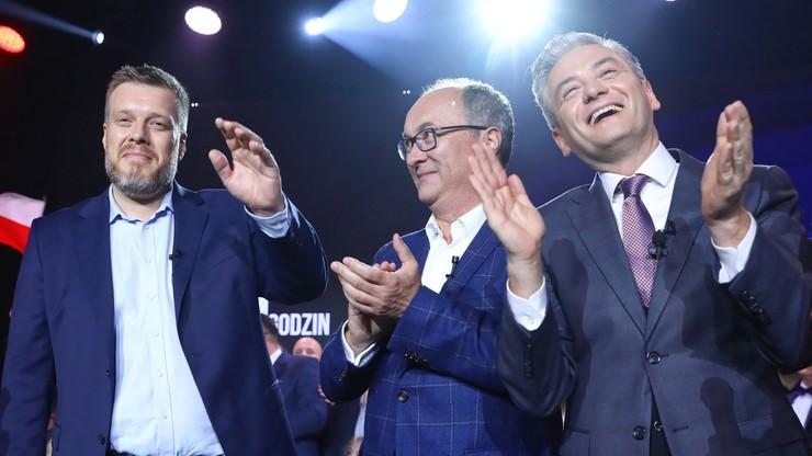 """""""Kaczyński ma problem"""". Zandberg po wynikach exit poll"""