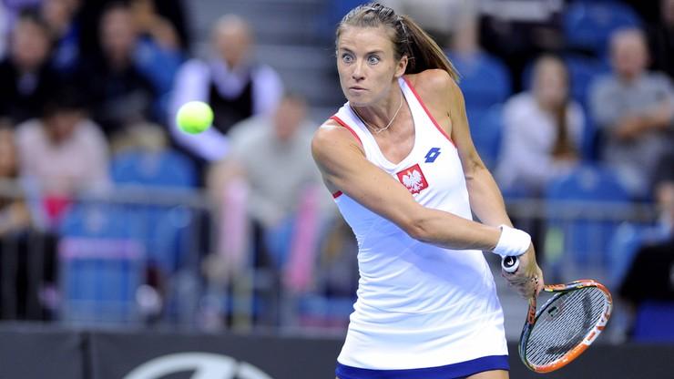 WTA w Dubaju: Rosolska odpadła w I rundzie debla