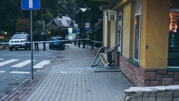 Wysadzili bankomat w Iwoniczu-Zdroju. Sprawców nagrał monitoring [WIDEO]