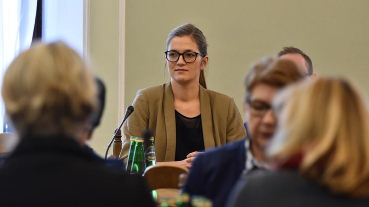 Posłanka Lewicy odwołana z funkcji szefowej sejmowej komisji