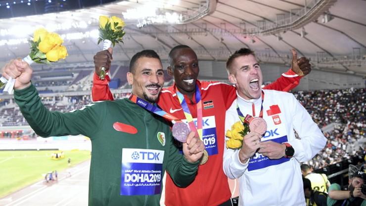 MŚ Doha 2019: Polska wysoko w klasyfikacji medalowej