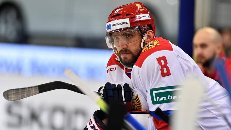 NHL: Owieczkin to zrobił! Siedemsetny gol grającej legendy