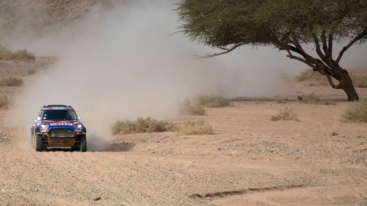 Rajd Dakar: Niezły etap Przygońskiego, UTV wciąż z problemami