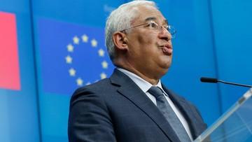 Premier Portugalii zapewnia o poparciu dla mechanizmu praworządności
