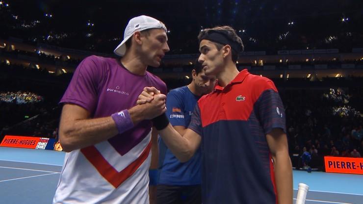 ATP Finals: Kubot i Melo nie awansowali do finału