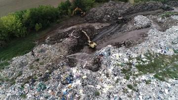 Skontrolowali składowiska śmieci. Nieprawidłowości na 2/3 z nich