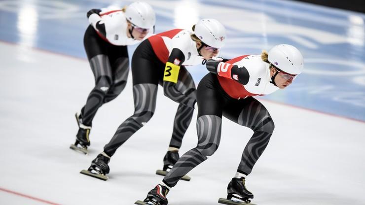 PŚ w łyżwiarstwie szybkim: Czerwonka dwunasta, drużyna na siódmym miejscu w Nur-Sułtanie