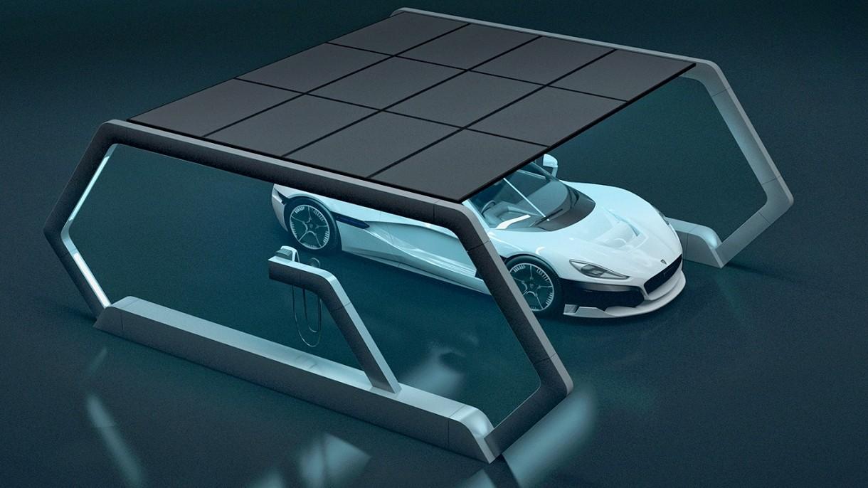 Już można składać zamówienia na polski solarny garaż z perowskitów