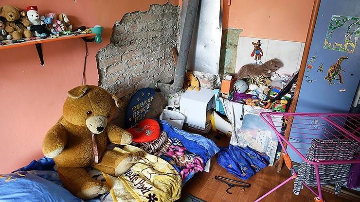 Mieszkanie pani Emilii i pana Andrzeja wymagało pilnej interwencji.