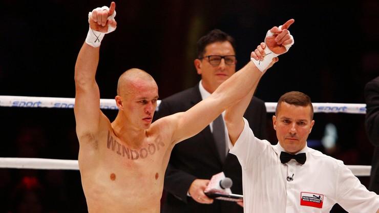 Cieślak może stanąć przed życiową szansą! Polak powalczy o pas mistrza świata?