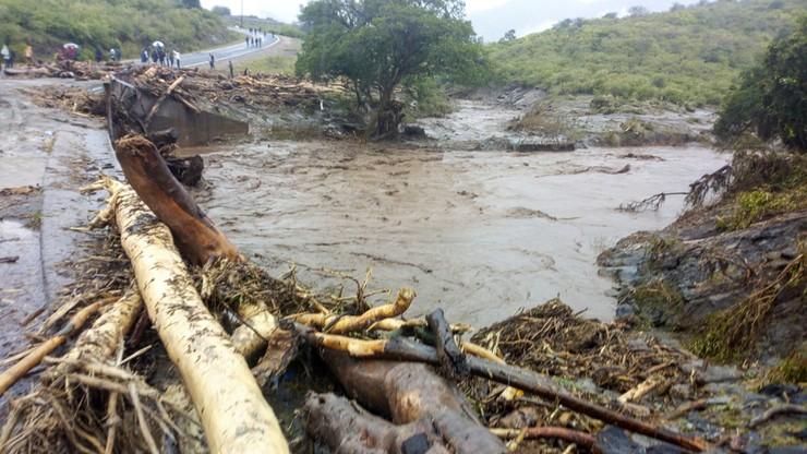 Kenia: 34 osoby zginęły w powodziach