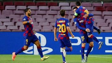 Liga Mistrzów: Przypadek koronawirusa w Barcelonie