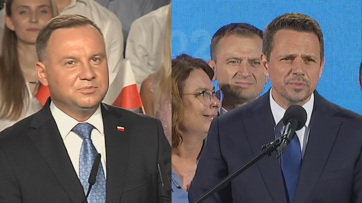 Debata Duda - Trzaskowski? Jest deklaracja kandydatów