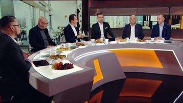 """""""Anty-PiS"""" kontra """"realny pomysł"""". Goście """"Śniadania w Polsat News"""" o prawyborczej debacie PO"""